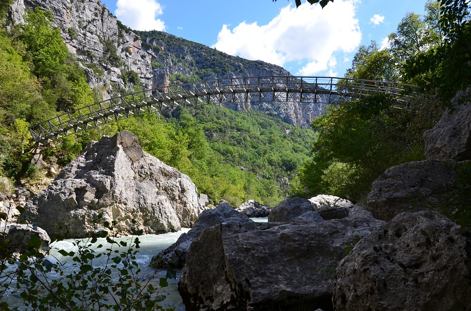 Verdon Canyon – South of France