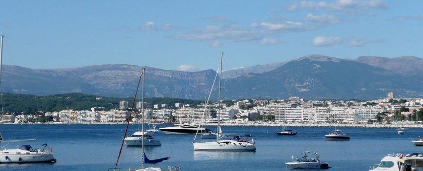 Juan-les-Pins: French Riviera Town